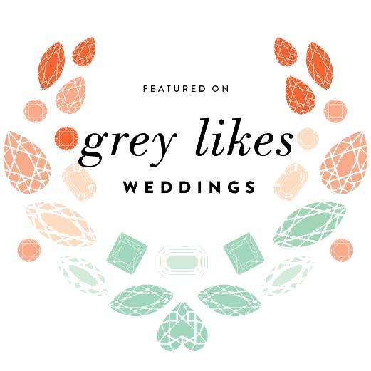 grey like weddings